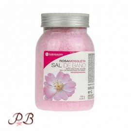 Sales de baño Natural Rosa Mosqueta