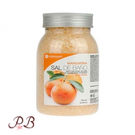 Sales de baño Natural Mandarina