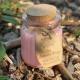 Vela de Soja Natural tarro cristal