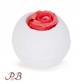 Bomba de Baño Espumosa Fantasía Rosa