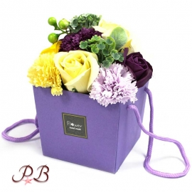 Flores de Jabón Flores de Verano