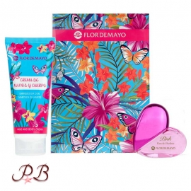 Set de Regalo Cristal Butterfly