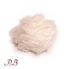 Esponja de Ramio Blanca