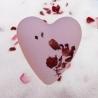 Bomba de baño corazón Rosa