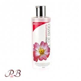 Gel de baño Natural Rosa Mosqueta