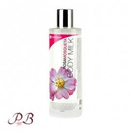 Leche hidratante Natural Rosa Mosqueta