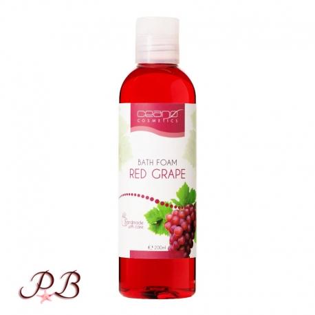 Espuma de baño Uva Roja