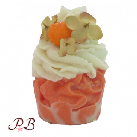 Bomba de baño Mango Bath Cake